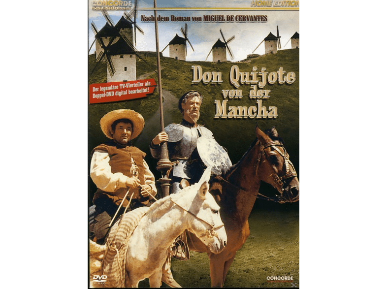 Don Quijote von der Mancha [DVD]