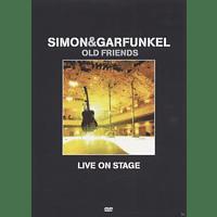 Simon & Garfunkel - OLD FRIENDS-LIVE ON STAGE [DVD]