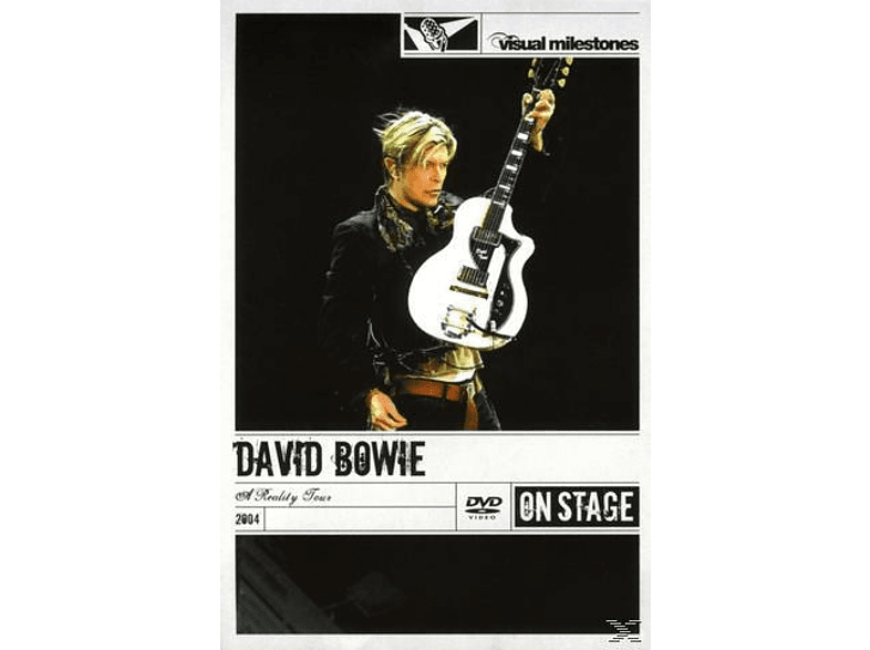David Bowie - A Reality Tour 2004 [DVD]
