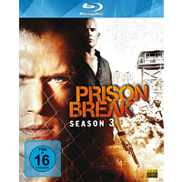 Prison Break - Staffel 3 Blu-ray