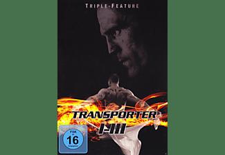 Transporter 1-3: Triple Feature DVD
