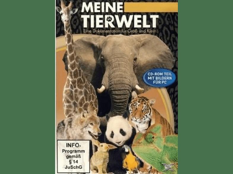 Meine Tierwelt - Eine Dokumentation für Groß und Klein [DVD]
