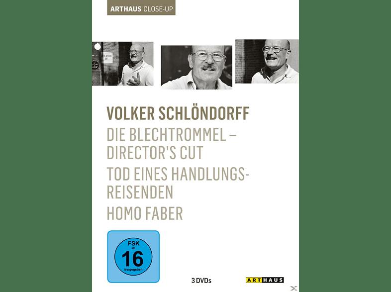 Volker Schlöndorff - Arthaus Close-Up [DVD]