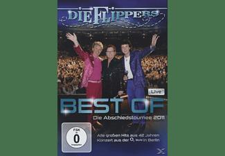 Die Flippers - Best Of Live - Die Abschiedstournee 2011  - (DVD)
