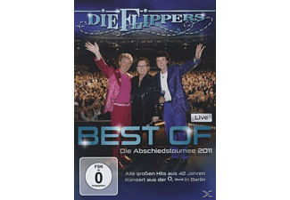Die Flippers - Best Of Live - Die Abschiedstournee 2011 - (DVD)