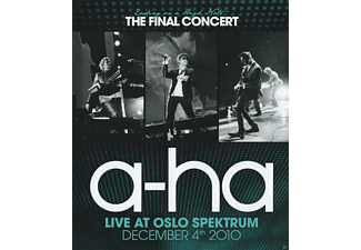 A-Ha - Ending On A High Note-The Final Concert - (Blu-ray)