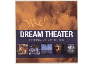 Dream Theater - Original Album Series  - (CD)