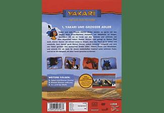 Yakari und der große Adler [DVD]