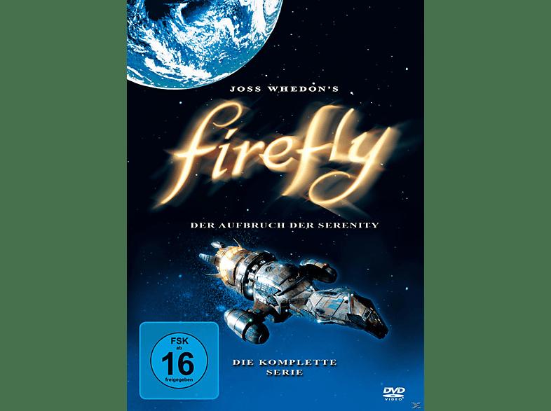 Firefly – Aufbruch der Serenity – Die komplette Serie [DVD]