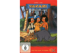 Yakari - Freunde fürs Leben [DVD]