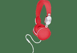 ISY Design-Kopfhörer IHP-1300 Rot, On-ear Rot