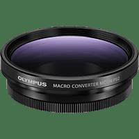 OLYMPUS MCON-P02 Makro-Konverter, Schwarz