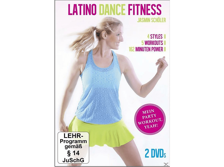 Latino Dance Fitness - Mein Party Workout [DVD]