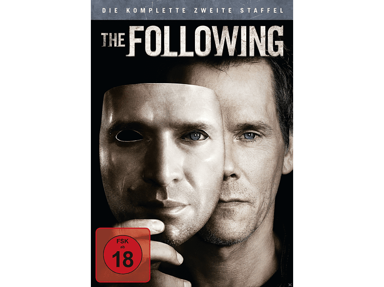 The Following - Die komplette 2. Staffel [DVD]