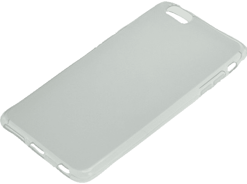 AGM 25647 , Backcover, Apple, iPhone 6, Thermoplastisches Polyurethan, Transparent