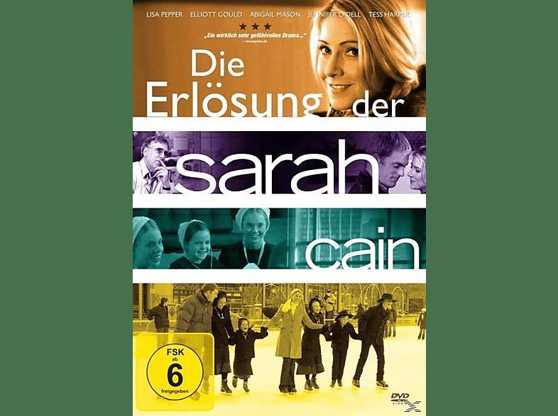 Die Erlösung der Sarah Cain [DVD]