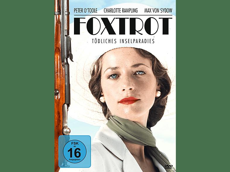 Foxtrot - Tödliches Inselparadies [DVD]