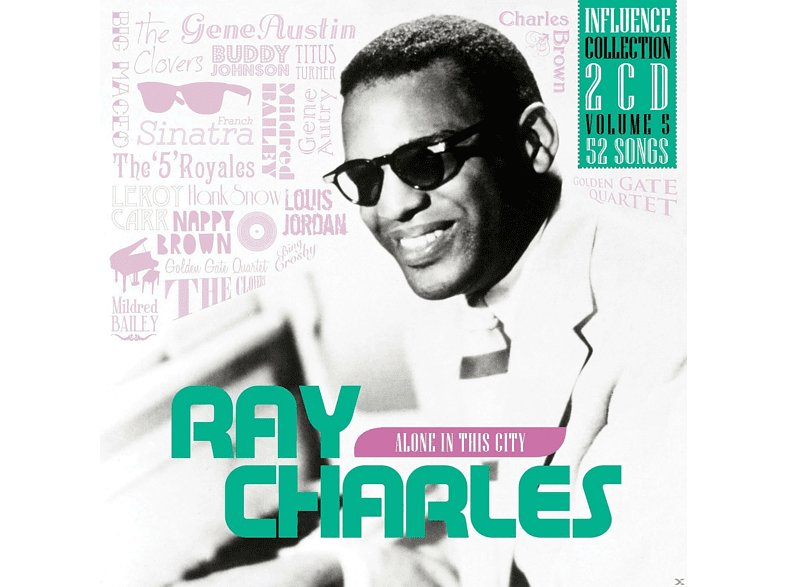 Ray Charles - Alone In This City-Influence Vol.5 [CD]