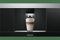 SIEMENS CT636LES1 Einbaukaffeevollautomat, Edelstahl