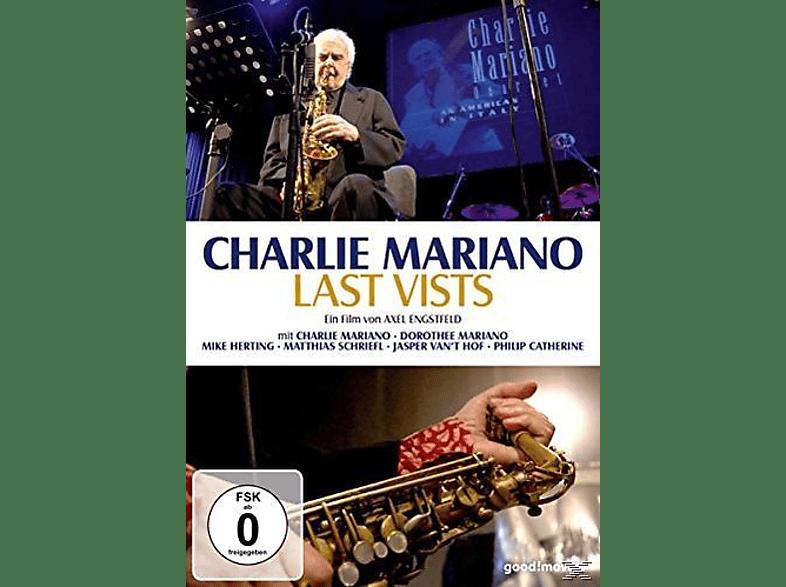 Charlie Mariano - Last Visits [DVD]