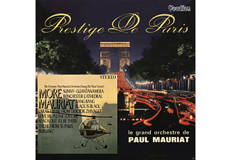 His Orchestra - More Mauriat & Prestige De Paris  - (CD)