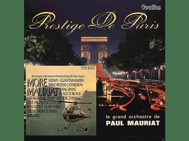 His Orchestra - More Mauriat & Prestige De Paris [CD]
