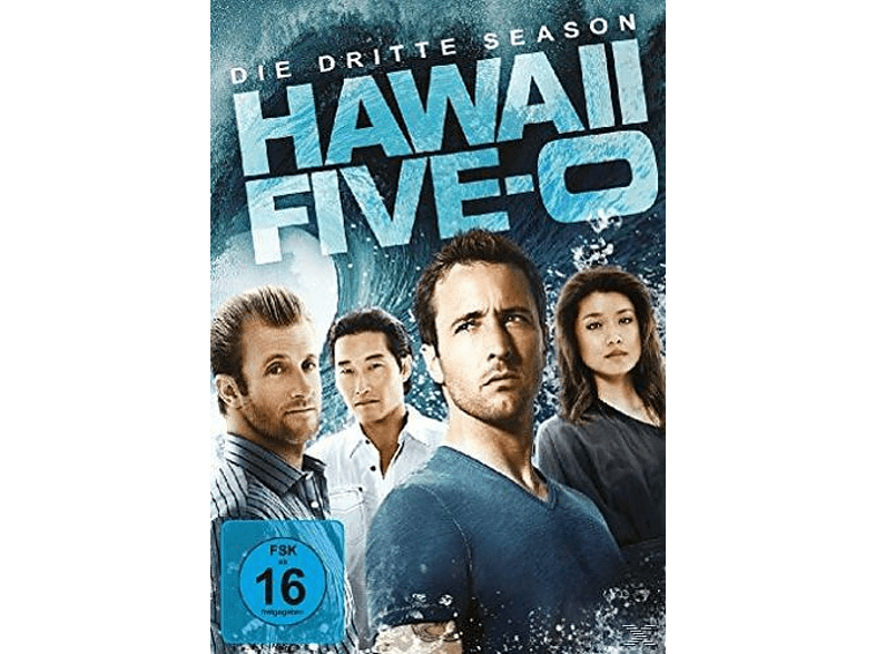 Hawaii Five-0 - Season 3 [DVD]