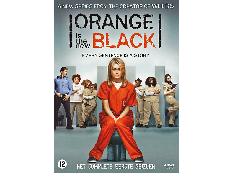 Orange is the New Black - Seizoen 1 - DVD