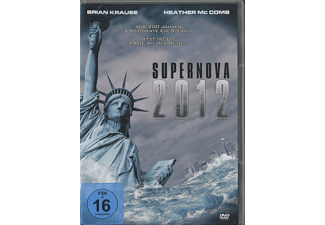 Supernova 2012 DVD
