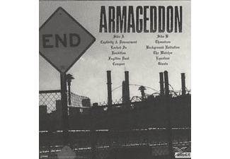 Armageddon - Captivity And Devourment  - (Vinyl)
