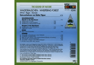 Walter Tilgner - Waldesrauschen  - (CD)