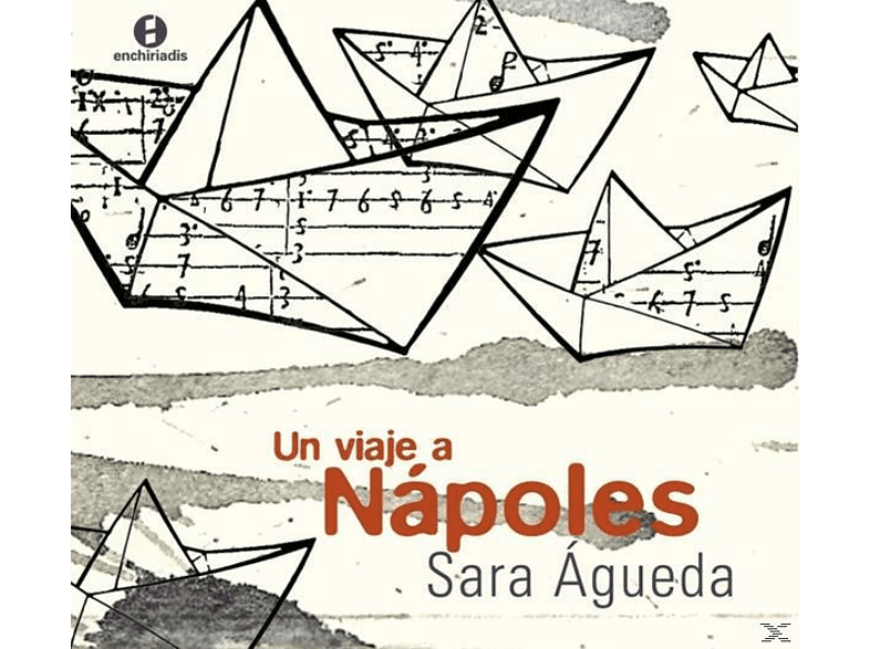 AGUEDA, SARA - SORDO, VICTOR - ALVA - Un Viaje A Napoles: Musik Für Harfe [CD]