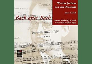 Wyneke Jordans, Leo Van Doeselaar, Doeselaar,Leo Van/Jordans,Wyneke - BACH AFTER BACH-REGER-BEARBEITUNG  - (CD)