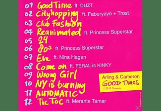Arling & Cameron - Good Times  - (CD)