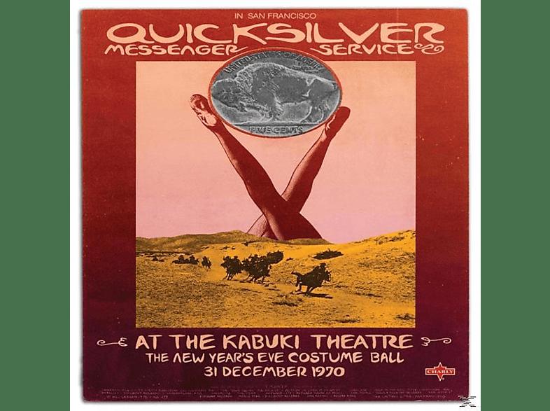 Quicksilver Messenger Service - At The Kabuki Theatre [Vinyl]