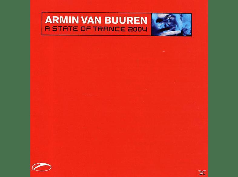Armin Van Buuren - STATE OF TRANCE, A 2004 [CD]