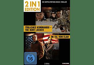 Tödliches Kommando - The Hurt Locker / Im Tal von Elah DVD