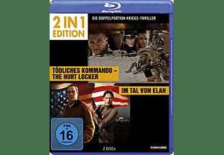 Tödliches Kommando - The Hurt Locker / Im Tal von Elah Blu-ray