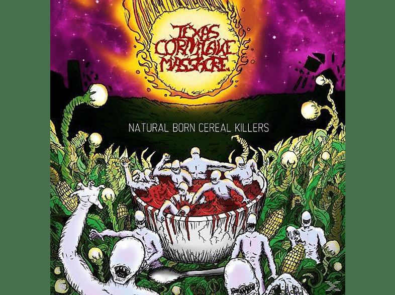 Texas Cornflake Massacre - Natural Born Cereal Killers [CD]