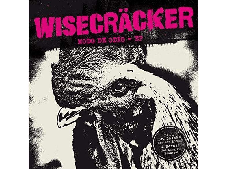 Wisecracker - Modo De Odio Ep [CD]