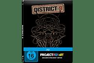 District 9 (Steelbook Edition / Pop Art/ Exclusiv) [Blu-ray]