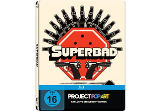 Superbad (Steelbook Edition / Pop Art/Exlcusiv) [Blu-ray]