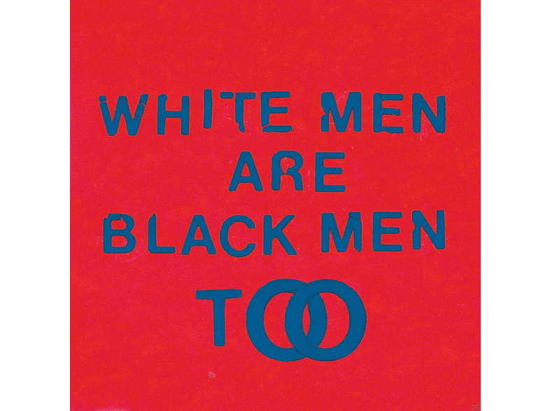 Young Fathers - White Men Are Black Men Too (Lp+Mp3) [Vinyl]