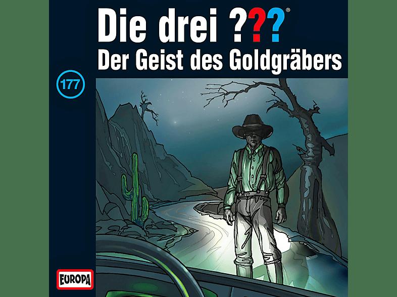 Die drei ??? 177: Der Geist des Goldgräbers - (CD)