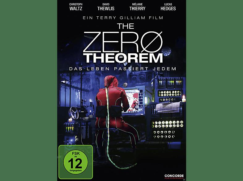THE ZERO THEOREM [DVD]