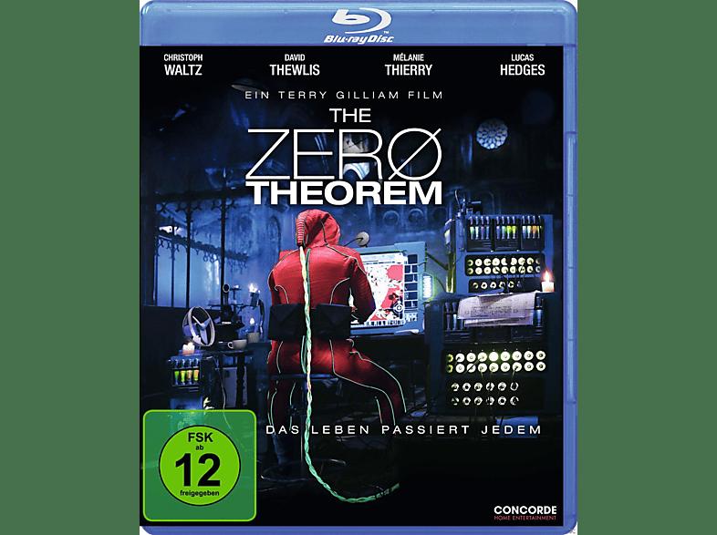 THE ZERO THEOREM [Blu-ray]