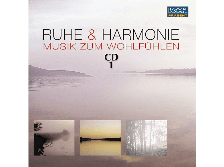 VARIOUS - Ruhe & Harmonie-Musik Zum Wohl [CD]
