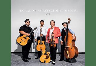 Dorado + Amati Schmitt Group - Live  - (CD)
