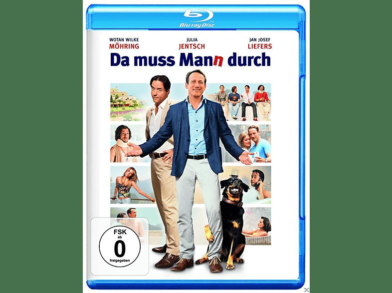 Da muss Mann durch [Blu-ray]