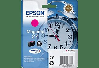 EPSON Tintenpatrone 27, magenta (C13T27034012)